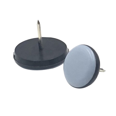 PTFE Teflon Sliders Chair Glides Nail on easy Glides