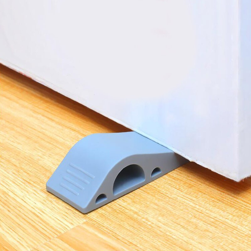 Rubber Door Stopper For Sliding Door Grey Works On All Surfaces