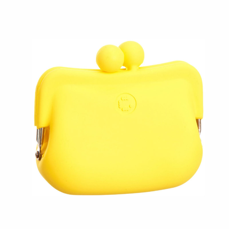 Silicone Coin Pouch