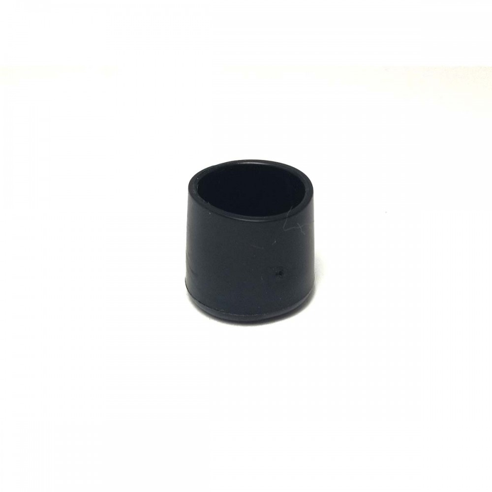 19mm Furniture Leg Cover Black