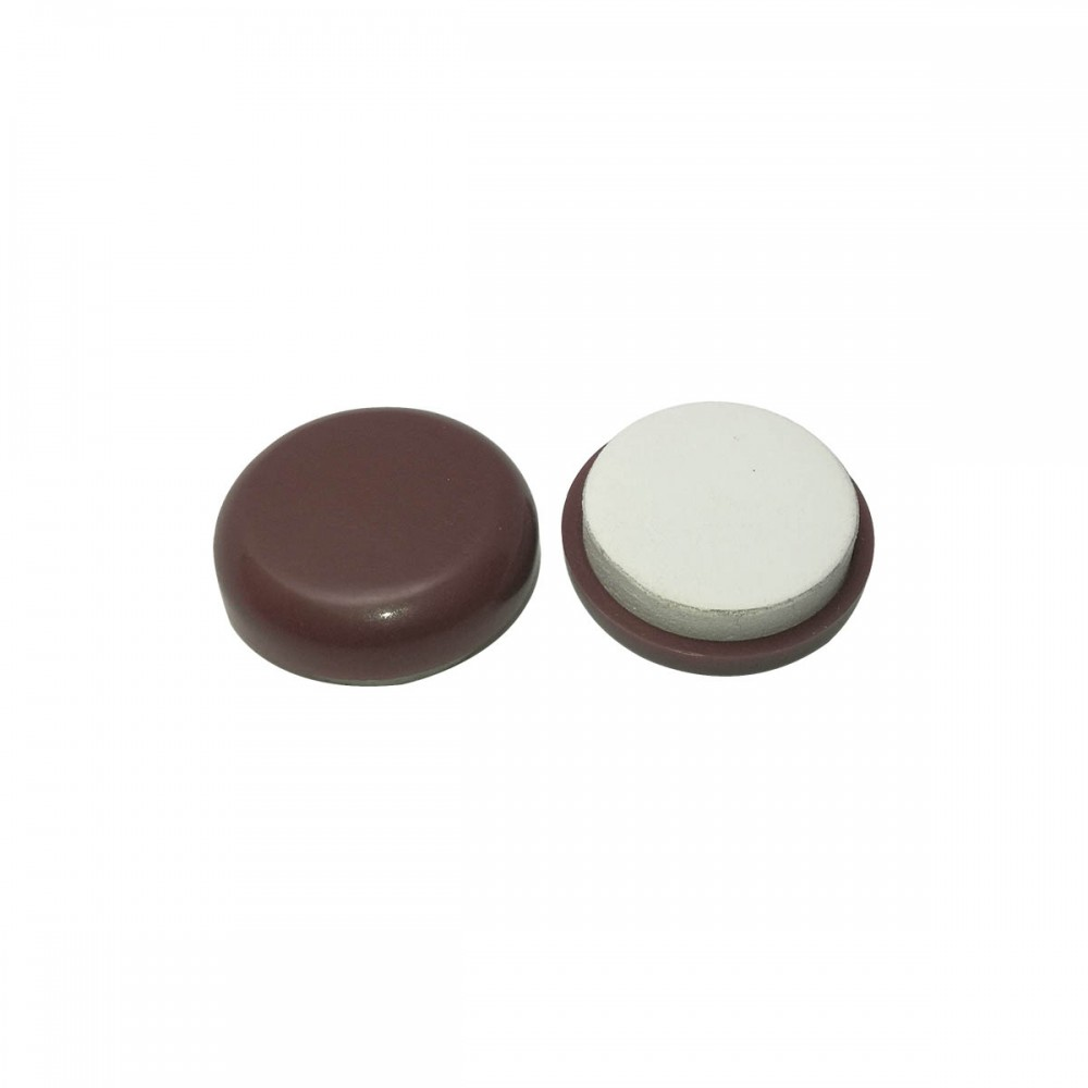 24MM Teflon Chair Pad Brown