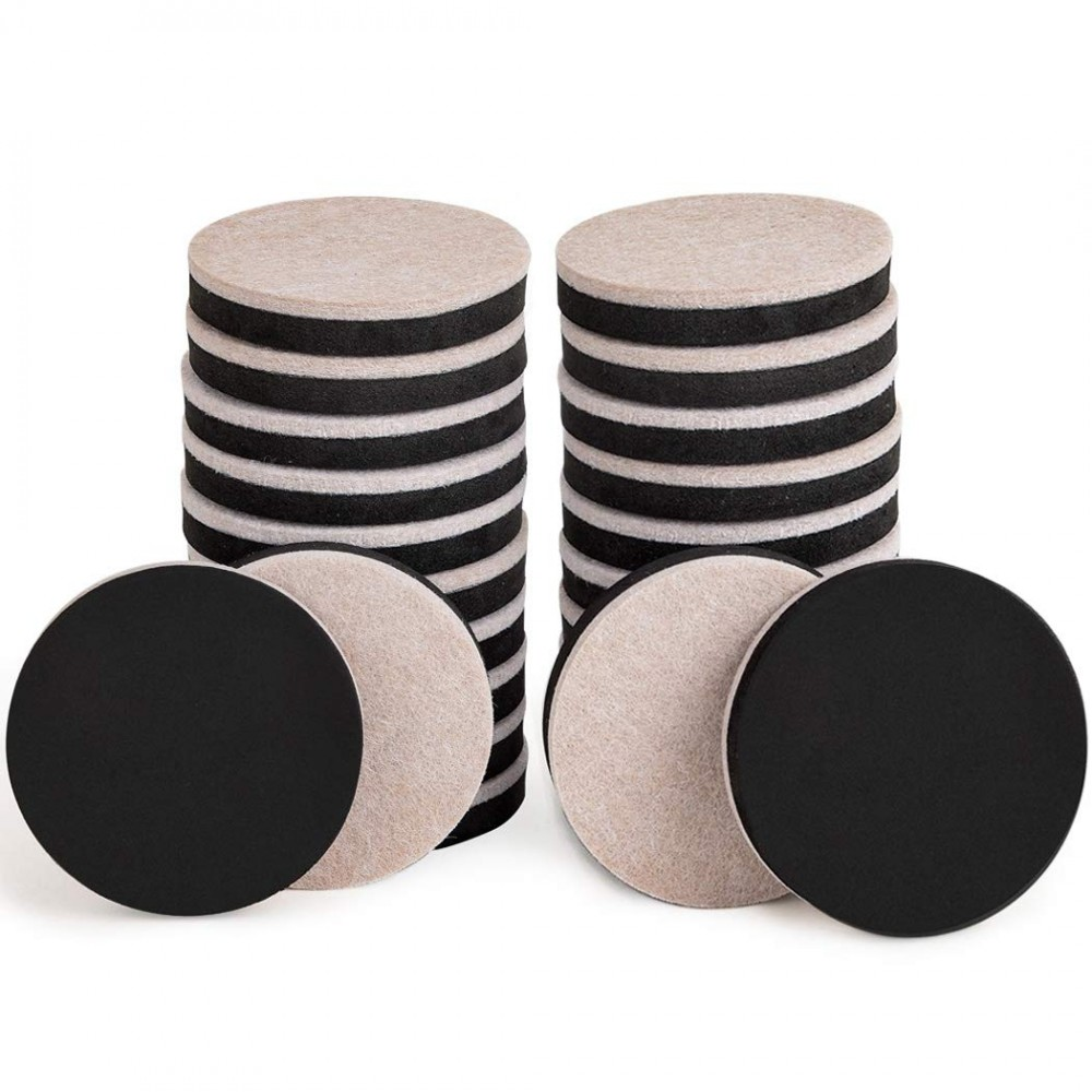 3.5 Inch Felt Sliders Furniture Pads Furniture Sliders