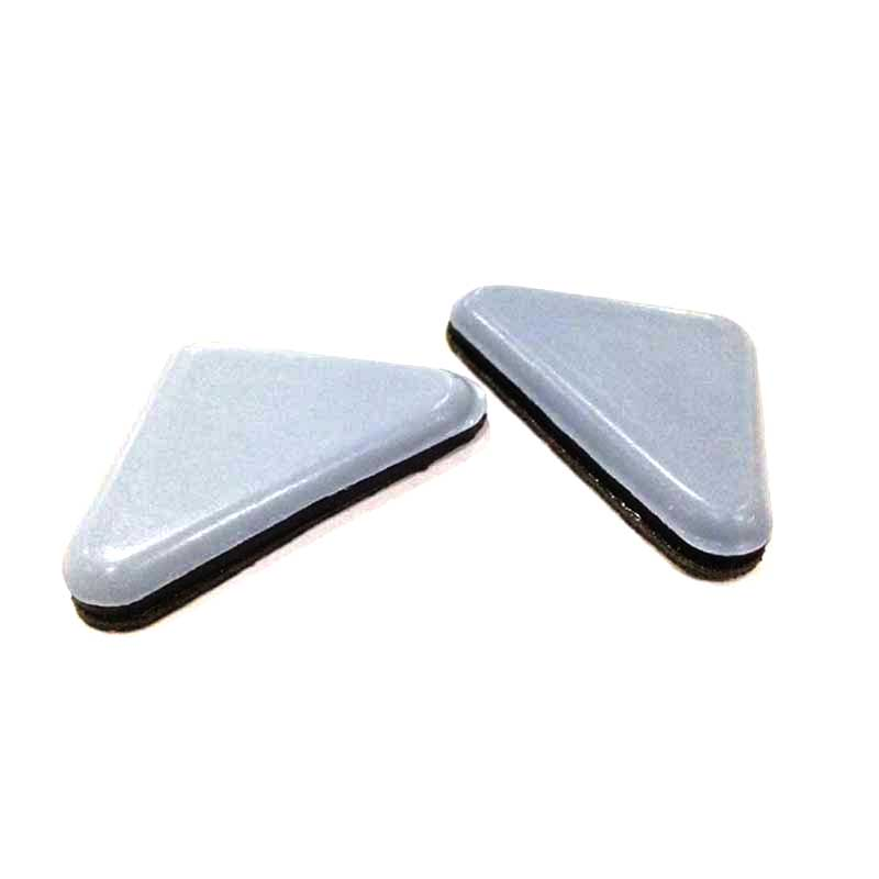 Self Adhesive Triangle Furniture Sliders