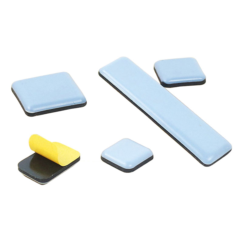 Adhesive Magic Telfon Furniture Self Stick Sliders Glides